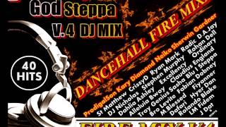 @DiscipleDJ Gospel Dancehall (((God Steppa))) V4 DJ-MIX 2013