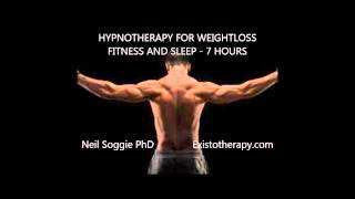 Fitness, Weight Loss and Sleep Hypnotherapy - Neil Soggie PhD - Existotherapy.com