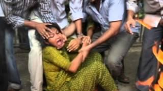 জবি সাংবাদিকতার তৃতীয় ব্যাচের (গ্রুপ-ডি) নারী নির্যাতন প্রতিরোধে তৈরি সচেতনতামূলক প্রামাণ্যচিত্র