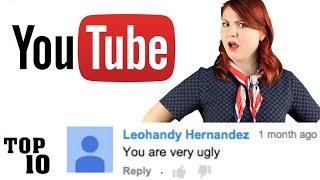 Top 10 Meanest YouTube Comments – Part 5