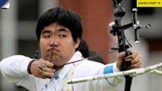 Blind South Korean Archer Dong-hyun Record in Olympics 2012