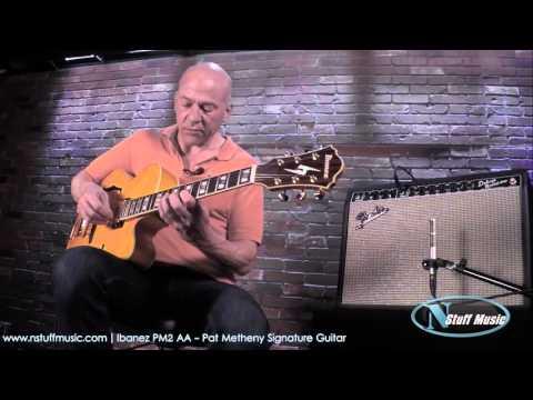 Ibanez PM2 AA - Pat Metheny Signature Guitar | N Stuff Music