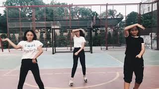 MODERN DANCE XII IPA 9 SMA SANTO THOMAS 1 MEDAN