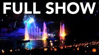 'Glow With The Show' Fantasmic! Debut at Disney's Hollywood Studios