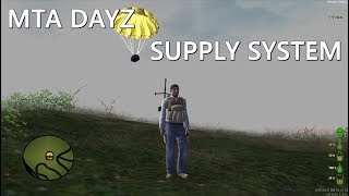 MTA DAYZ SERVER // DOWNLOAD SYPPLY (AIR DROP) SYSTEM! AUTOMÁTICO