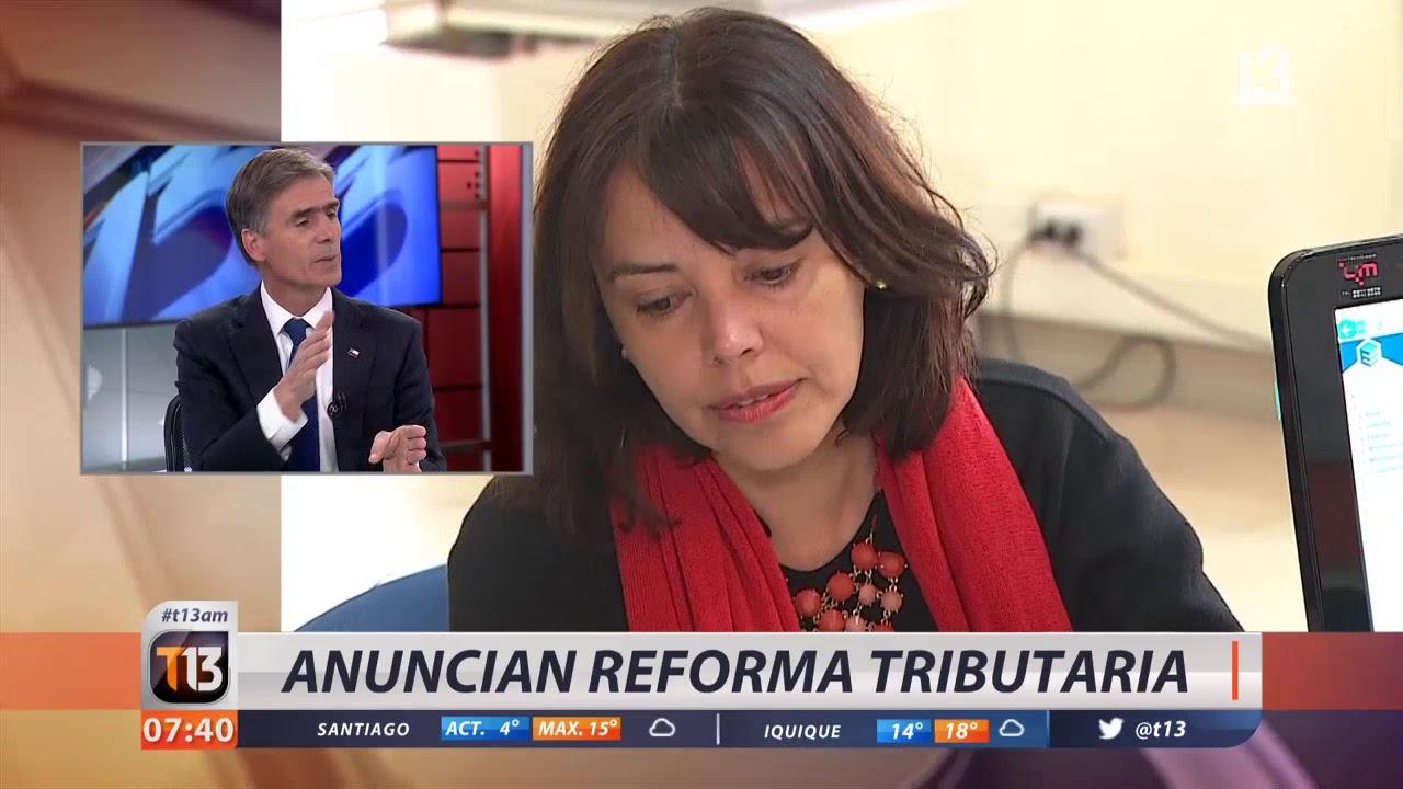 Ministro de Economía explica impuesto a Netflix y otras plataformas digitales en Chile