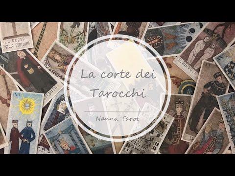 開箱  古藝宮廷塔羅牌 • La corte dei Tarocchi // Nanna Tarot