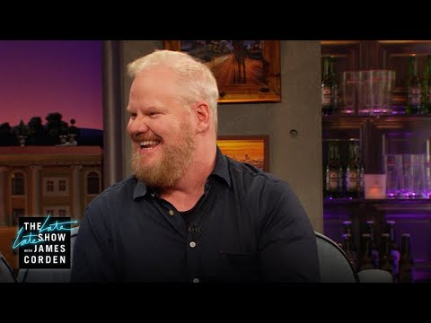 Jim Gaffigan Rescued a Dog from Paradise