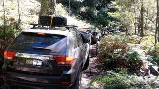 Just Jeeps 4x4 @ Mt Airly Teaser