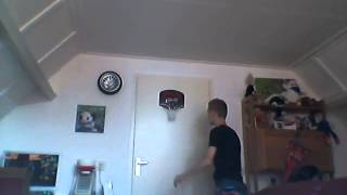 Playing with my Basketball Miniboard!