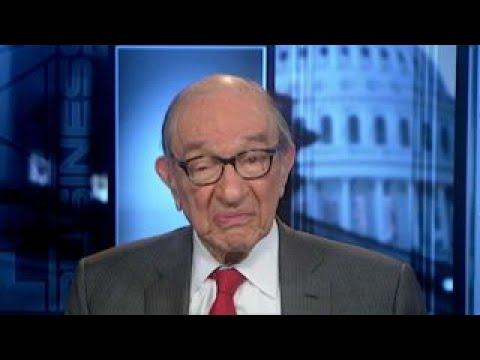 Alan Greenspan: Subnormal rise in payroll tax receipts