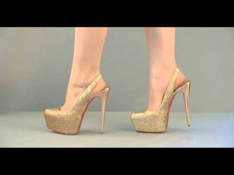 5299069e756b Footcandy Shoes Footcandy Christian Louboutin Dafsling - YouTube