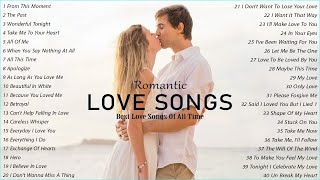 Old Love Songs 80's 90's ❤️ Westlife, Backstreet Boys, Boyzone ❤️ Romantic Love Songs Collection