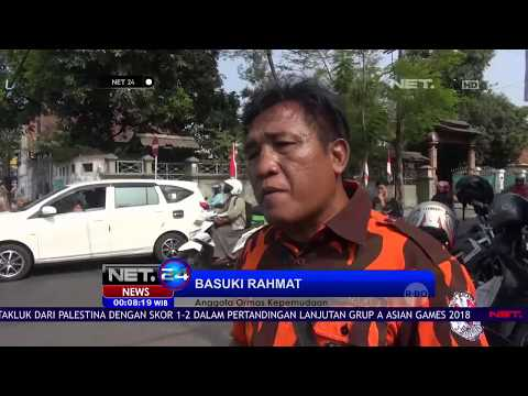 Kericuhan Pemasangan Bendera Indonesia Di Asrama Mahasiswa Papua-NET24