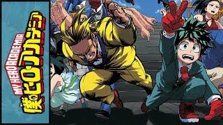 Моя геройская академия опенинг 3 [Sora ni Utaeba] (Русский кавер от Jackie-O) thumbnail
