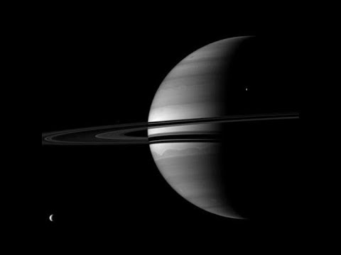 The Wild Waters of Saturn's Rings