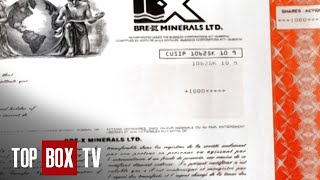 Masterminds - Fools Gold (Bre-X Crime Documentary)