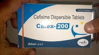 Cafex-200 Tablets review सबसे सुरक्षित एंटीबायोटिक !