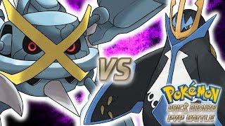 Roblox Pokemon Brick Bronce PvP Batallas - #186 - MikHailMaster78