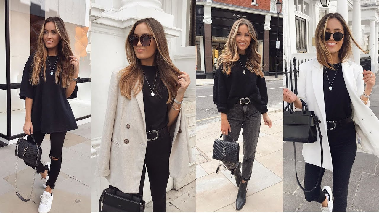 10 AUTUMNAL OUTFITS | Kate Hutchins 2