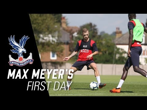 MAX MEYER | First Day At The Office