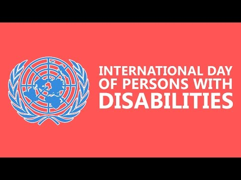 The promise of technology | International Day of Persons with Disabilities 2014
