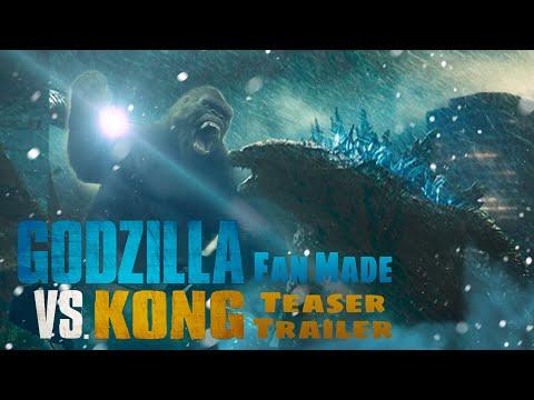 Godzilla vs Kong (2020) - Fan Made Teaser Trailer