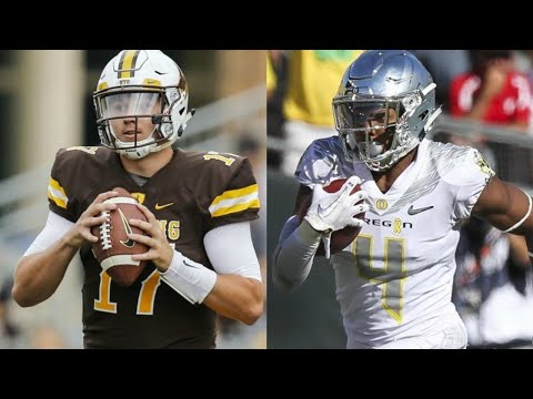 Oregon-Wyoming Football Game Preview
