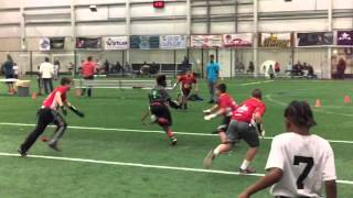 Land Of Opportunity 10u flag football indoor winter season