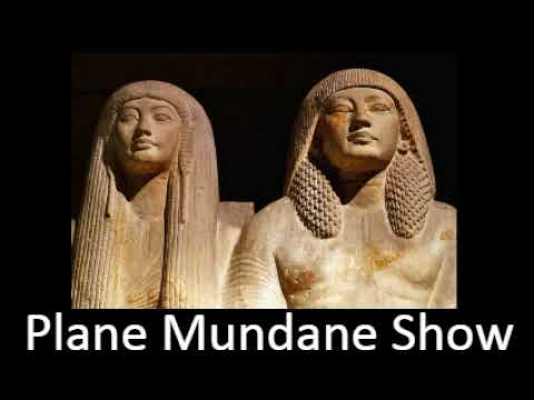 Black Or White Ancient Egyptians? - Scientists Now Know DNA - Plane Mundane Show