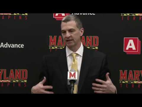 Mark Turgeon - Post-Game Press Conference vs. Maryland