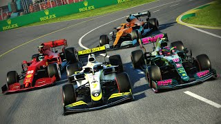 NEW SEASON! NEW TEAMS! NEW CHALLENGES! - F1 2020 MY TEAM CAREER Part 83