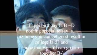 CJB birthday...=D