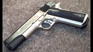 Colt 1911 ปืนสั้นคลาสสิคและดีที่สุดปืนหนึ่งของสหรัฐอเมริกา