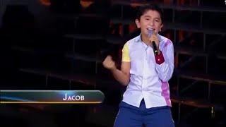 Jacob Ayala - Nada Valgo Sin tu Amor | Concierto 2 - Academia Kids lala 2