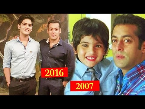 Salman Khan Meets His SON From PARTNER After 9 Years | Bigg Boss 10