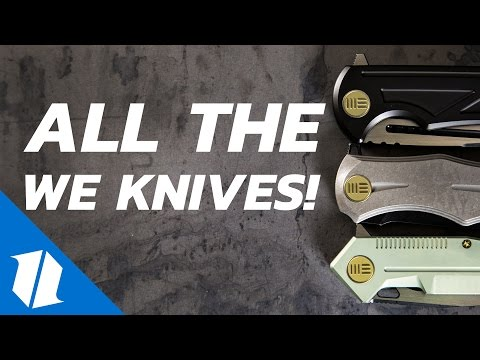 WE Knives: Everything You Need To Know | Knife Banter Ep. 19