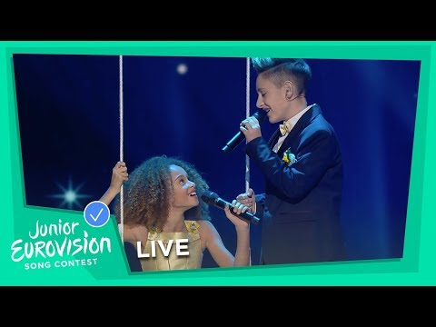 Melissa & Marco - What Is Love - LIVE - Italy 🇮🇹 - Junior Eurovision 2018