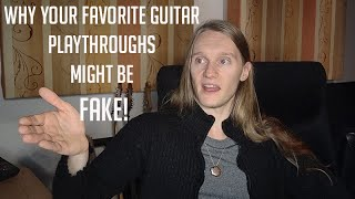 Why your favorite playthroughs might be fake (feat. Kevin Heiderich)