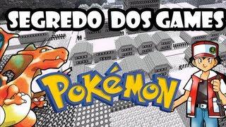 SEGREDO DOS GAMES: Pokémon Red/Blue/Green/Yellow (Primeira Geração)