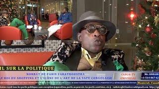 NORBAT DE PARIS ET BERNARD POUNGUI DENONCE LES TRAITRES ET LA GABEGIE POLITIC AU CONGO