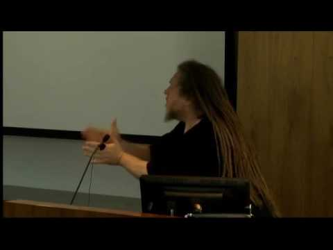 """First Thought, Best Thought""-- Jaron Lanier's tribute to Ted Nelson at ""Intertwingled"" conference"