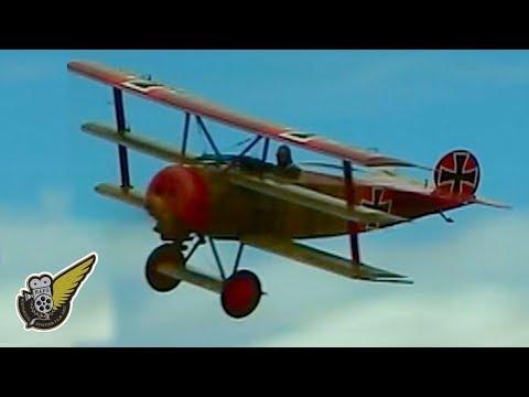 Last Flight Of The Red Baron