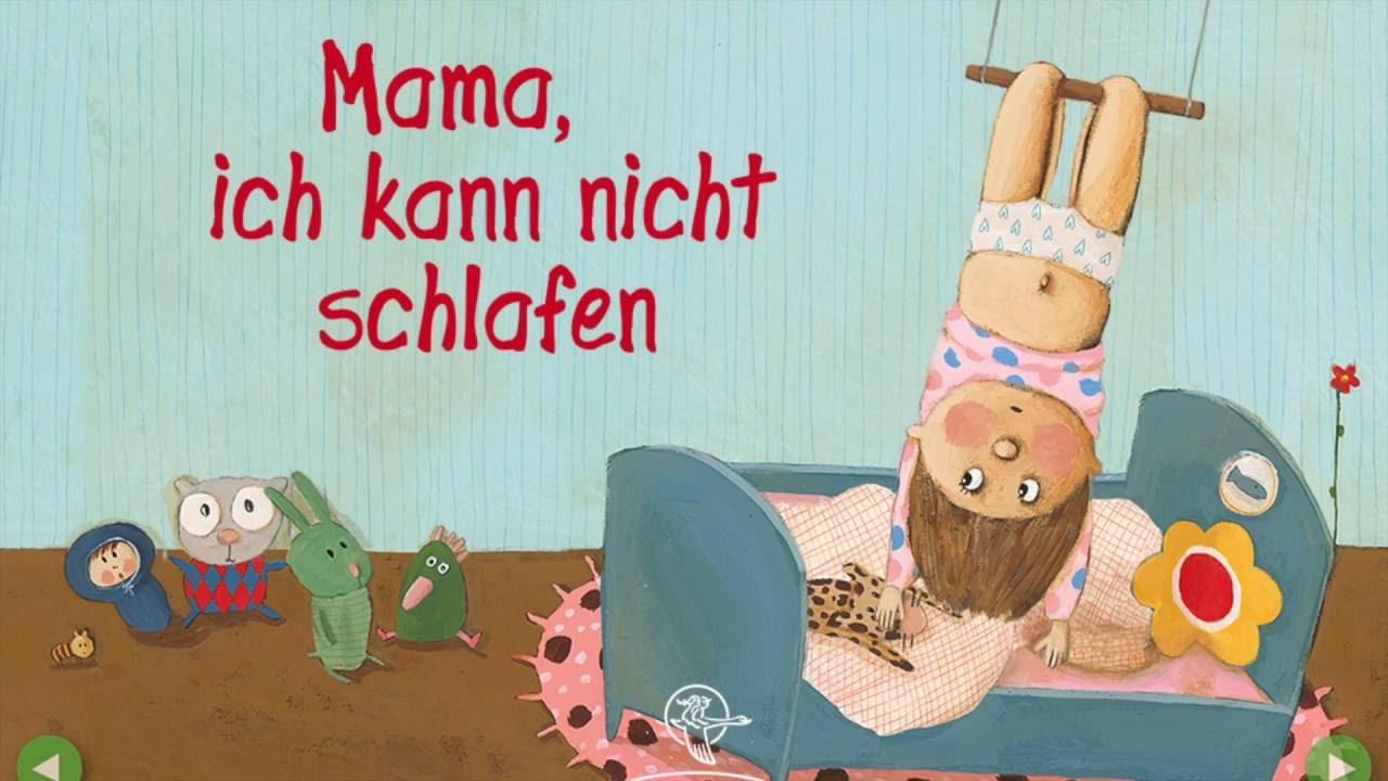 Kinderbücher - Mama, Papa ich kann nicht schlafen - YouTube