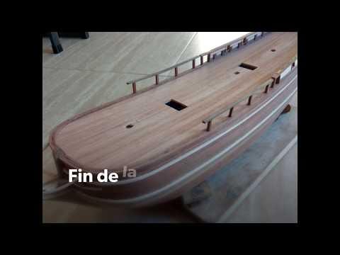 HMS BOUNTY CONSTRUCTO (1:50) PART 02
