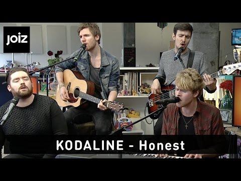 Kodaline - Honest (live at joiz)