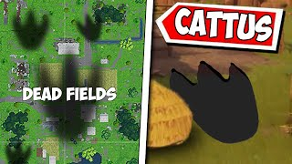 Fatal Fields are GETTING DESTROYED BY CATTUS THE MONSTER! - Fortnite