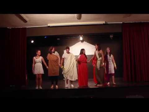 Certamen Hermes 2018 | Mito de La Manzana de la Discordia