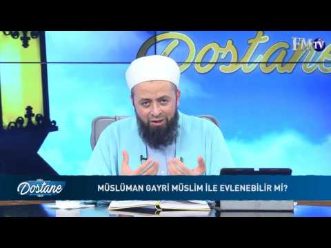 Müslüman Kişi Müslüman Olmayan Biriyle Evlenebilir Mi
