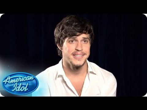 """Alex Kinsey: Road To Hollywood Interviews - AMERICAN IDOL"""